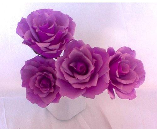 fiori di carta, lavoretti, fai da te,carta, fiori