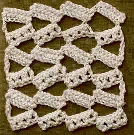 punti a maglia, maglia, traforati a maglia