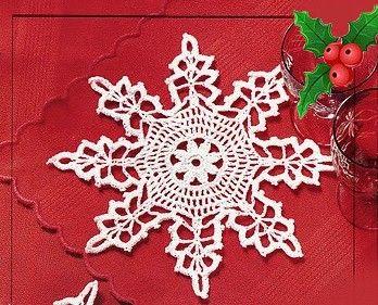 Lavoretti Di Natale Con Uncinetto.Punti E Spunti Uncinetto E Ricamo Facile Lavoretti Natale