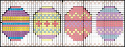 Schemi punto croce ,Pulcino pasquale ,pulcino pasquale,Schemi punto croce