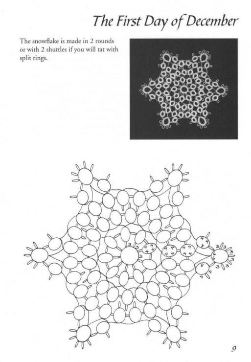 Schemi a chiacchierino-stelle di ghiaccio  (7)