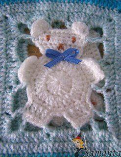 animaletti per copertine neonato-orsetto e coniglietto (1)