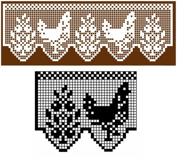 bellissimo bordo all'uncinetto crochet per tovaglie lenzuola asciugamani biancheria da cucina (11)