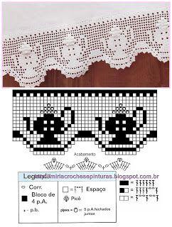 bellissimo bordo all'uncinetto crochet per tovaglie lenzuola asciugamani biancheria da cucina (12)