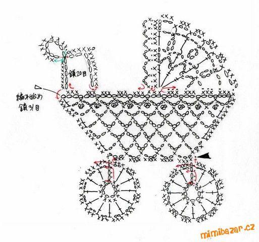carrozzine a uncinetto-crochet (4)