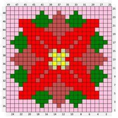 schemi a punto croce facilissimi. (2)