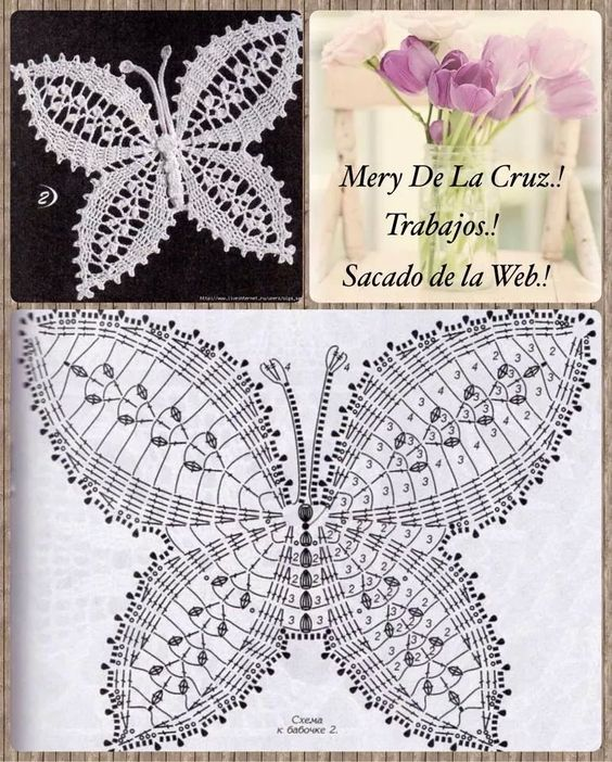 raccolta schemi a uncinetto a tema farfalle (1)