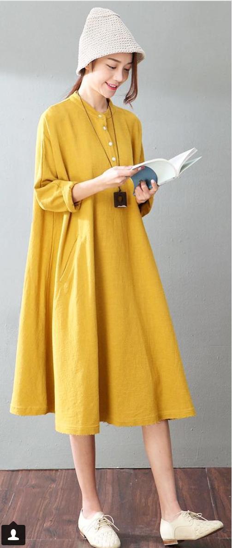 abito tunica- piccola sartoria facile