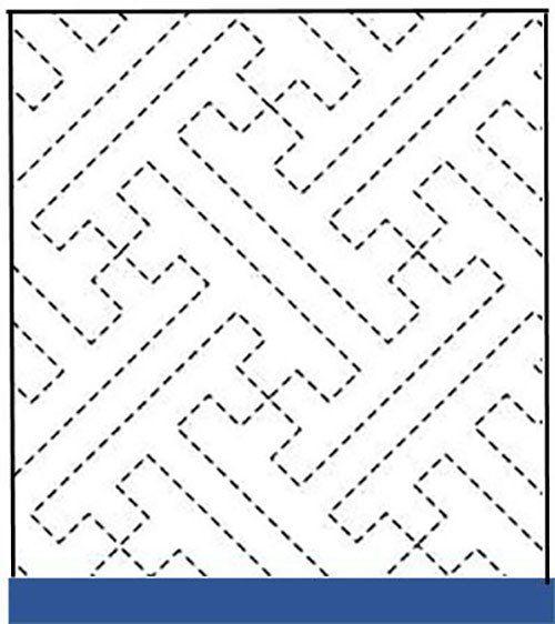 Sashiko Japanese-schemi free (5)