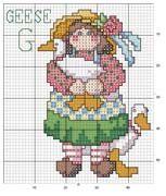 alfabeto bamboline a punto croce-schema alfabeto per bambini scarica gratis (15)