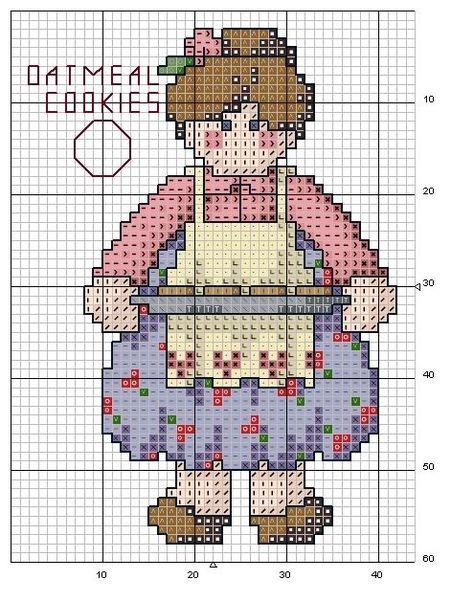 alfabeto bamboline a punto croce-schema alfabeto per bambini scarica gratis (18)