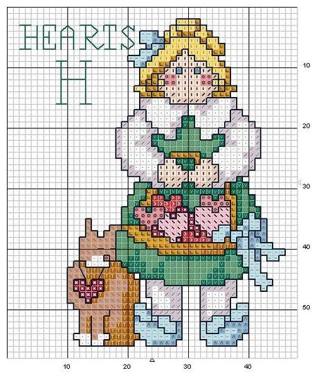 alfabeto bamboline a punto croce-schema alfabeto per bambini scarica gratis (23)