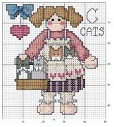 alfabeto bamboline a punto croce-schema alfabeto per bambini scarica gratis (6)