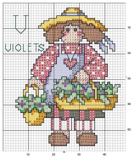 alfabeto bamboline a punto croce-schema alfabeto per bambini scarica gratis (9)