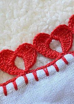 bordo semplice, facilissimo e di effetto a uncinetto crochet (2)